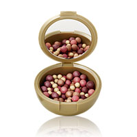 Giordani Gold Baroque Blushing Pearls